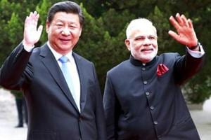 India trying to convince China that our rise won't harm its ascent,...