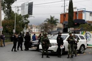 Mexico pupil opens fire in high school, kills 3 classmates, 5 others...
