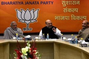 BJP faces rebellion as 'outsiders, turncoats' get ticket preference