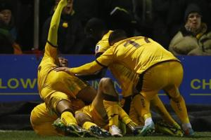 Lincoln City, Sutton United spring FA Cup surprises, Crystal Palace...