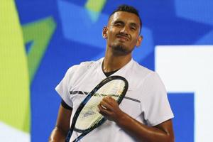 Nick Kyrgios crashes out of Australian Open, home fans boo him off...