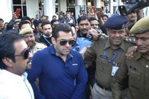 Salman Khan illegal arms case: Timeline of events, other legal tangles...