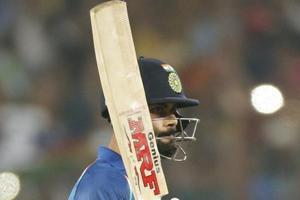 Virat Kohli, who continued his magnificent form by smashing a century in the first ODI in Pune, will be aiming to seal a series victory over England in Cuttack.
