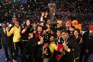 Punjab Royals edge out Haryana Hammers to clinch Pro Wrestling League...
