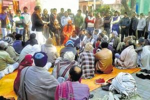 FIR against BJP's Dadri candidate for panchayat in Bisada