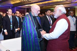 India, China, US, Russia must fight terror jointly: Hamid Karzai