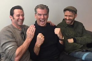 Is Pierce Brosnan joining Deadpool 2 to shake, stir things up? New...