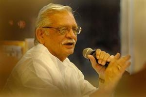 Gulzar has come up with a new book: Suspected Poems.