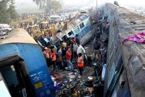 Indore-Patna Express accident: Motihari arrests reveal change in...