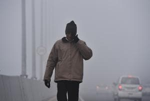 Delhi weather: Morning fog lifts, temperature to rise from today