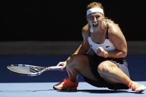 Australian Open:Caroline Wozniacki, Dominika Cibulkova storm into...