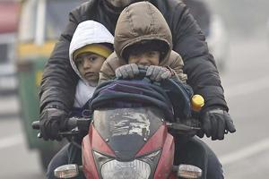 Delhi cold: Weather department says forecast of wind chill not on its...