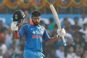 Yuvraj Singh century in India vs England Cuttack ODI brings heaps of...