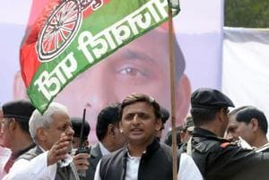 Uttar Pradesh elections: Congress, Samajwadi Party in a tug of war over seat sharing