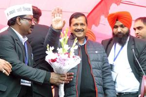 Punjab elections: Kejriwal releases special manifesto for...