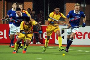 Hockey India League's fifth edition starts with a match between Dabang Mumbai and Ranchi Rays in Mumbai on Saturday.