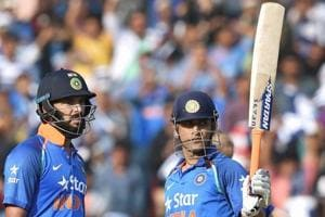 Yuvraj Singh, MS Dhoni centuries make India kings of ODI batting -...