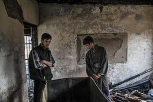 32 schools torched during Kashmir unrest: J-K govt