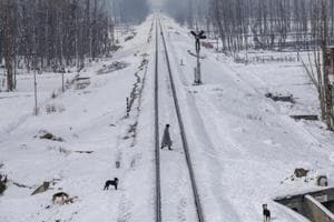 After avalanche warning, Kashmir police evacuate 80 from village in...