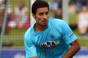 Gurbaj Singh all set to rock for Ranchi Rays in upcoming Hockey India...