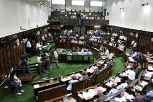 J-K assembly passes resolution for return of Kashmiri Pandits