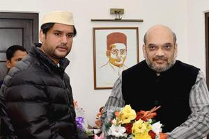 ND Tiwari-Amit Shah meet sets off rumours; son Rohit Shekhar may get...