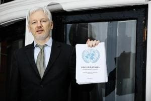 Assange says he would go to US only if rights guaranteed: WikiLeaks