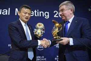 China's Alibaba becomes major sponsor of Olympics through 2028