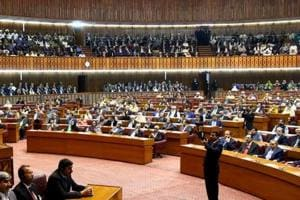 Top Pakistani parliamentarians allege fake bank accounts opened in...