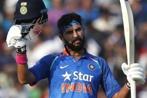 Yuvraj Singh slams ton to hand India advantage against England in...