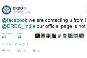 Has the DRDO forgotten its Facebook password?