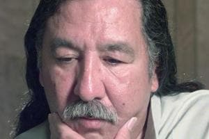 White House denies clemency for Indian activist Leonard Peltier