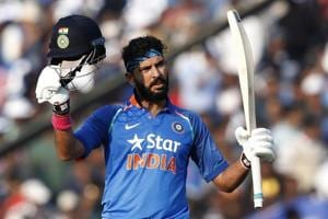 Yuvraj Singh's top knocks in ODIs for India: From Sydney to Cuttack