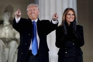 Trumps: All you need to know about new US first family and 45th...