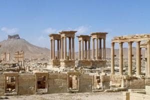 Islamic State destroys parts of 2nd-century Roman amphitheatre in...