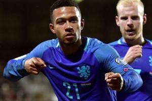 Memphis Depay joins Ligue 1 side Olympique Lyonnais FC from Manchester...