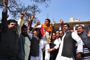 SP declares its candidates from Ghaziabad's five seats