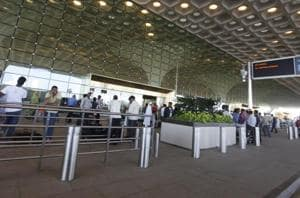 Two Mumbai airport staff suspended for 'fudging' on-time data