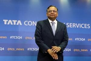 N Chandrasekaran and the transformative power of IT
