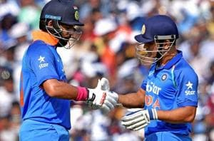 Yuvraj Singh, Mahendra Singh Dhoni show cricket is not just a young...