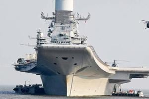 INS Vikramaditya to be India's first warship to have ATM onboard