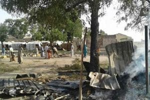 Toll from botched Nigeria air strike rises to 90: MSF