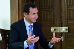 Turkey can no longer insist on Syria settlement without Assad: Turkish...