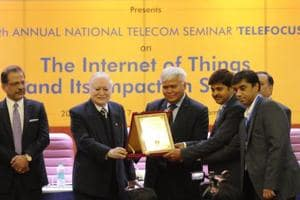 India set to be engine for internet growth, telecom expert says in...