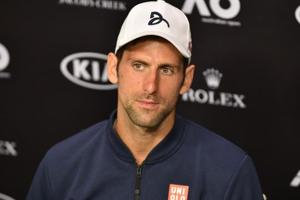 Andy Murray asks critics to give Novak Djokovic a break at the...