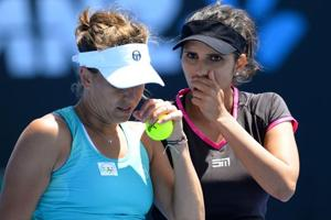 Australian Open: Sania Mirza-Barbora Strycova advances, Rohan Bopanna...