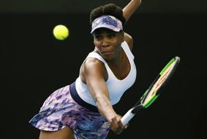 Venus Williams routs China's Duan Yingying to reach Australian Open...