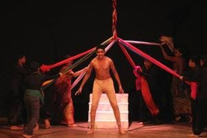 Student thespians take centrestage at NCPA in Mumbai