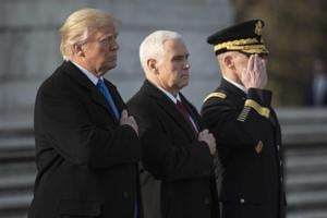Donald Trump, the man who beat all predictions, to be sworn in as 45th...