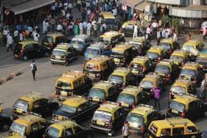 Flaws in RTOs' new system hit registration of taxis in Mumbai
